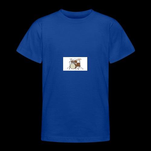 bongo cattttttttttt - Teenage T-Shirt