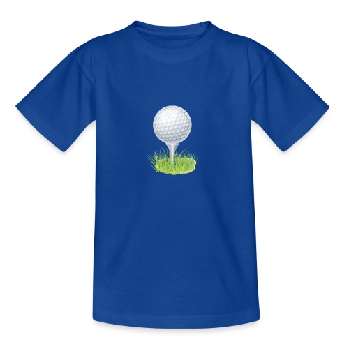 Golf Ball PNG Clipart - Camiseta adolescente