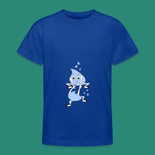 Zwei Tropfen - Teenager T-Shirt