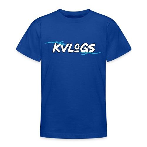 K Vlogs - Teenager T-shirt