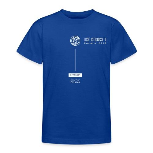 novara2016 - Maglietta per ragazzi