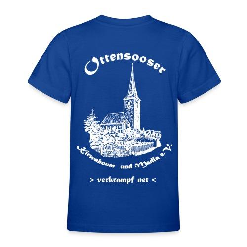 logokwbowhite - Teenager T-Shirt