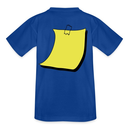 note - Teenager T-shirt
