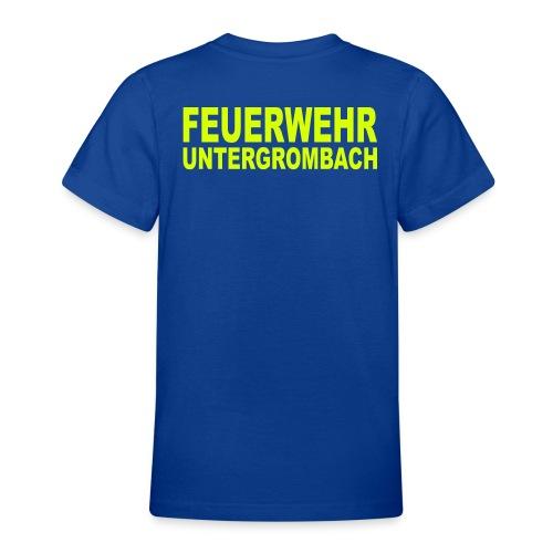 feuerwehr ugr - Teenager T-Shirt