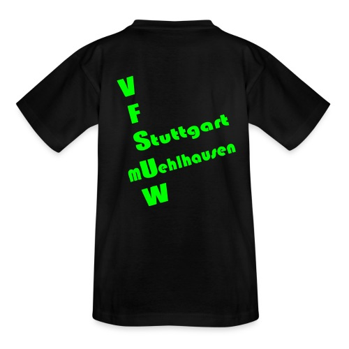 vorne - Teenager T-Shirt