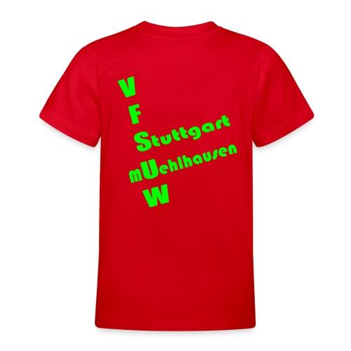 vorne - Teenager T-Shirt
