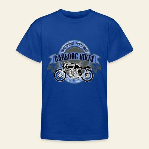 raredog bikes - Teenager-T-shirt
