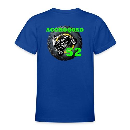 ACCROQUAD 52 - T-shirt Ado