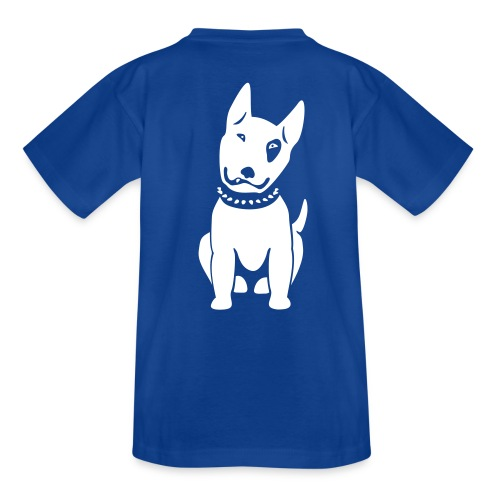 Bullterrier comic - Teenager T-Shirt
