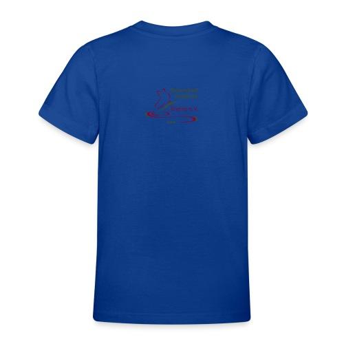 Original Logo Eiskunstlauf Akademie Rheine e.V. - Teenager T-Shirt