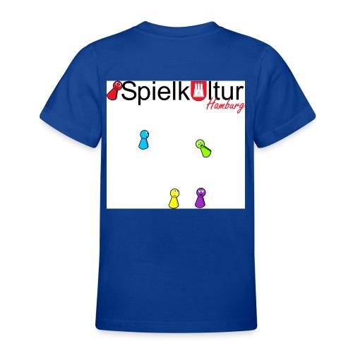 Logo Poeppel2 jpg - Teenager T-Shirt