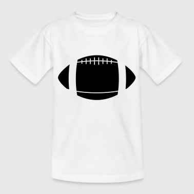 football - Nuorten t-paita