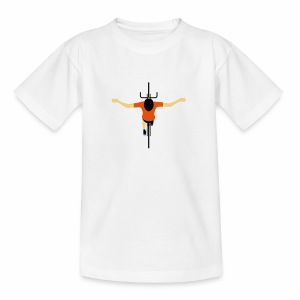 Cyclist - Teenager T-Shirt