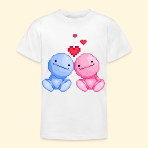 Nohohon amoureux de la Saint Valentin - T-shirt Ado