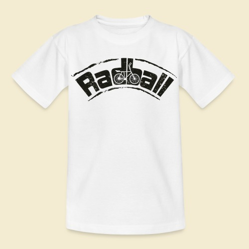 Radball | Radball - Teenager T-Shirt