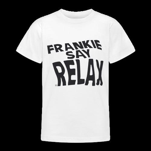 Frankie say relax - Camiseta adolescente