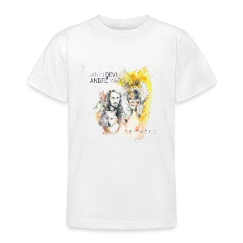Heimwärts - Teenager T-Shirt