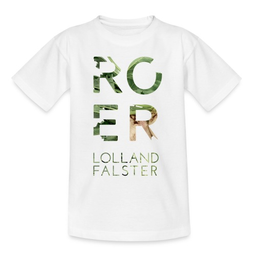 RO ER LOLLAND FALSTER / ROER LOLLAND FALSTER - Teenager-T-shirt