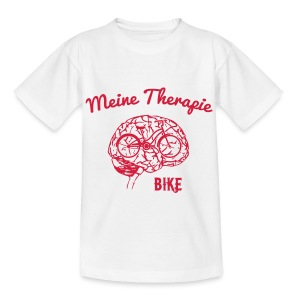 Meine Therapie: Bike - Teenager T-Shirt