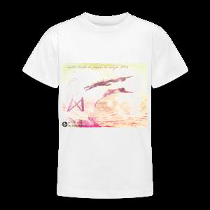 Salto desde Peña la Vieja - Camiseta adolescente