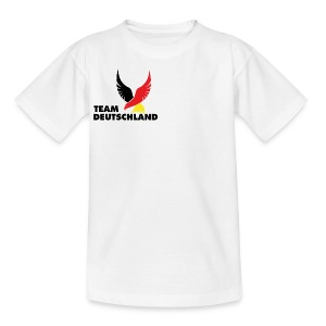 TEAM DEUTSCHLAND - Teenager T-Shirt