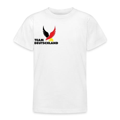 TEAM DEUTSCHLAND - Teenager T-Shirt
