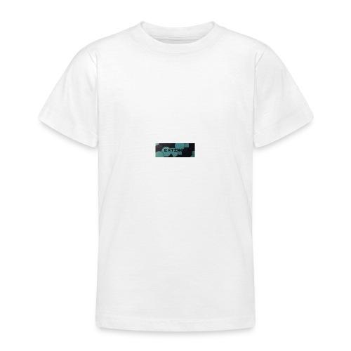 Extinct box logo - Teenage T-Shirt