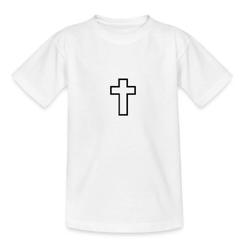 Kreuz - Teenager T-Shirt