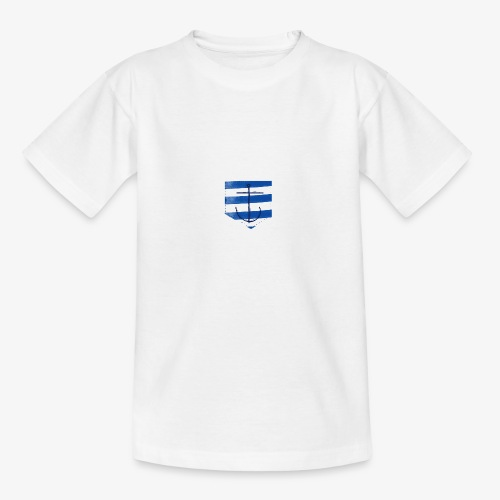 Ancla - Camiseta adolescente