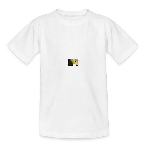 OllyTV 04 Logo design - Teenage T-Shirt