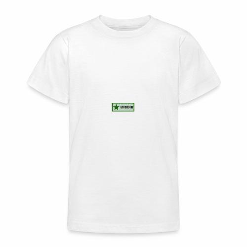 GreenStar - Teenage T-Shirt