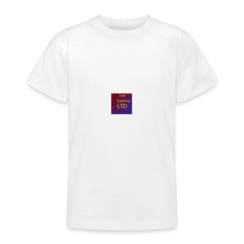 JustGamingLTD-png - Teenager T-shirt