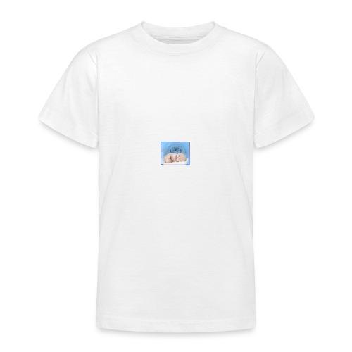 poesje 1 - Teenager T-shirt