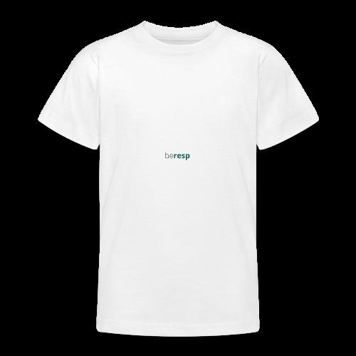 BeResp Classic Line Color B - T-shirt Ado