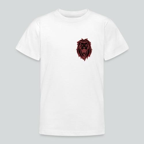 HAHN - RED - Teenager-T-shirt