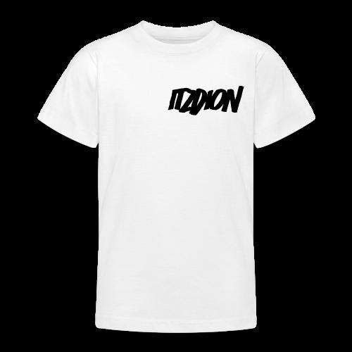 Original ItzDion design - Teenage T-shirt