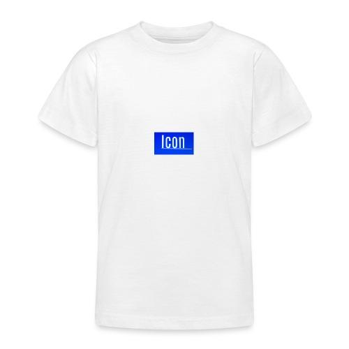 Icon kids small logo tshirt - Teenage T-Shirt
