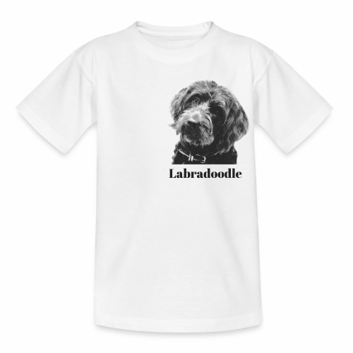Labradoodle - Teenage T-shirt