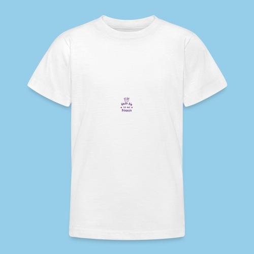 today princesin - Teenage T-Shirt