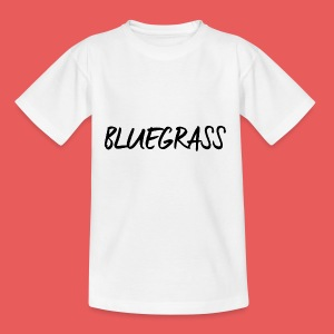 BLUEGRASS - Teenager T-shirt