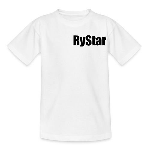 Ry Star clothing line - Teenage T-shirt