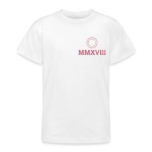 MMXVIII - logo - T-shirt Ado