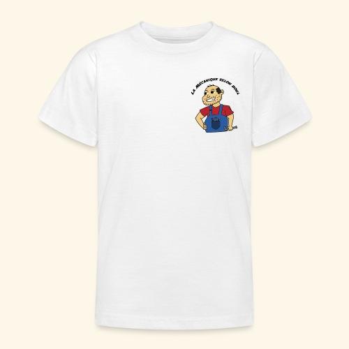 La Mécanique selon Boul - T-shirt Ado