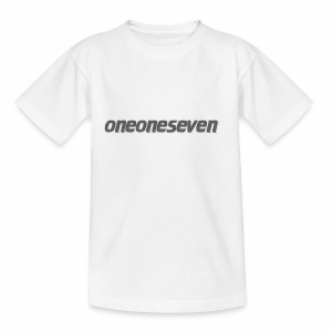 oneoneseven v1 - Teenager T-Shirt