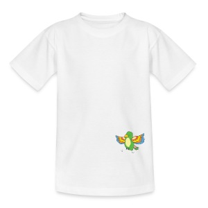 The Little Parrot - Teenage T-shirt