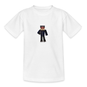 Personnage avec micro - T-shirt Ado