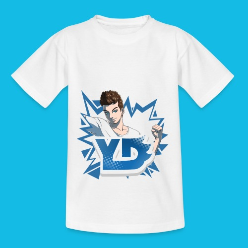 Avatar + Logo - Teenager T-Shirt