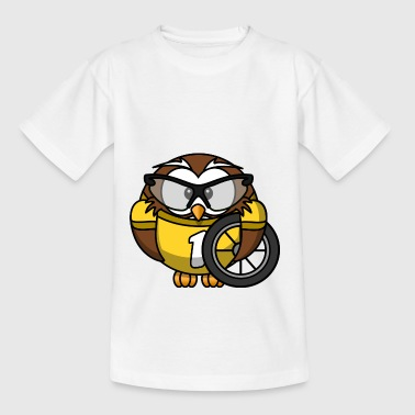 gufo - Maglietta per ragazzi
