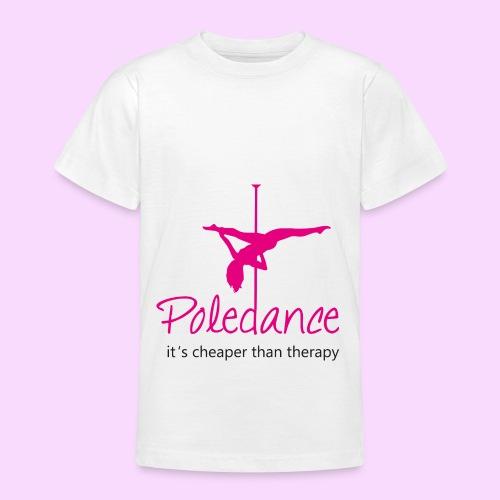 Poledance - Teenager T-Shirt
