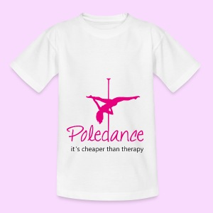 Poledance - Teenager T-Shirt